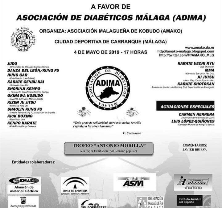 Gran Gala de Arte Marciales de Málaga 2019