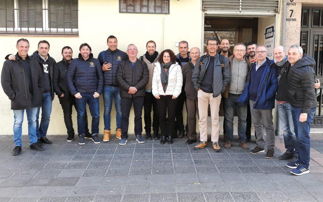 Se celebra la asamblea anual FESK 2019