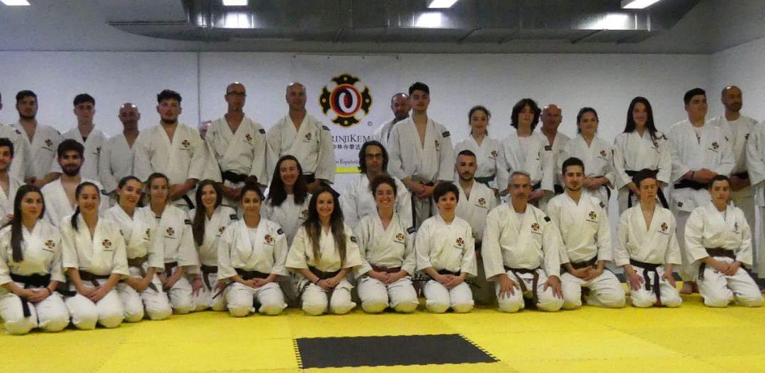 Clasificación final del campeonato de nacional de embus 2019