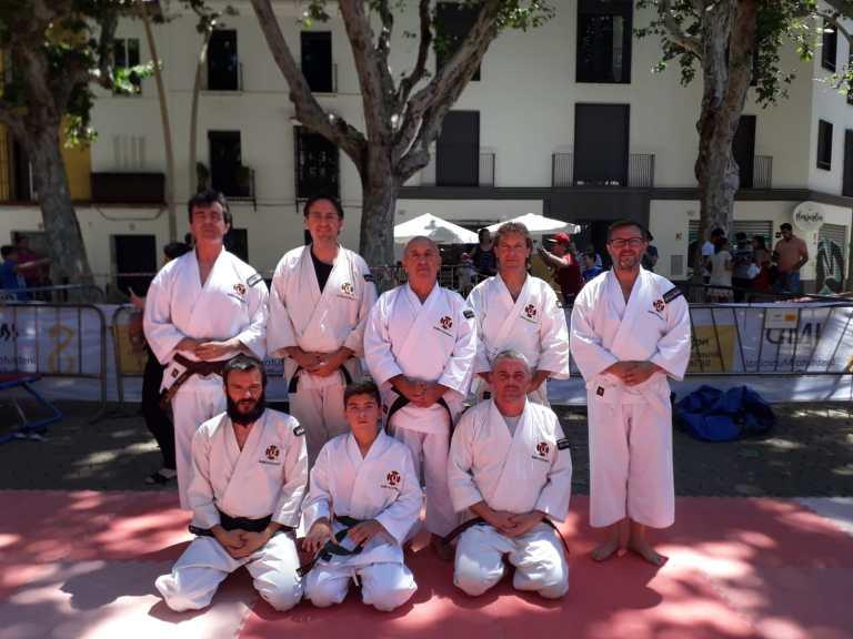 FESK participa en la promoción del deporte escolar en Sevilla