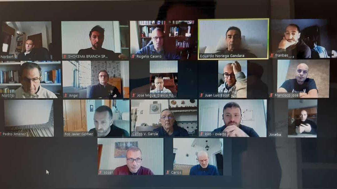 Asamblea anual de la Federación española de Shorinji Kempo – FESK